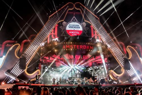 Vliegende Vrienden van Amstel Live - Spaarnwoude (september 2018)